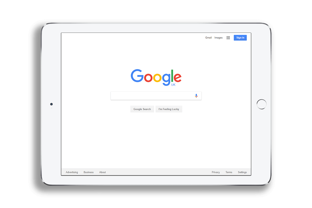 SEO Basics Google Search Engine