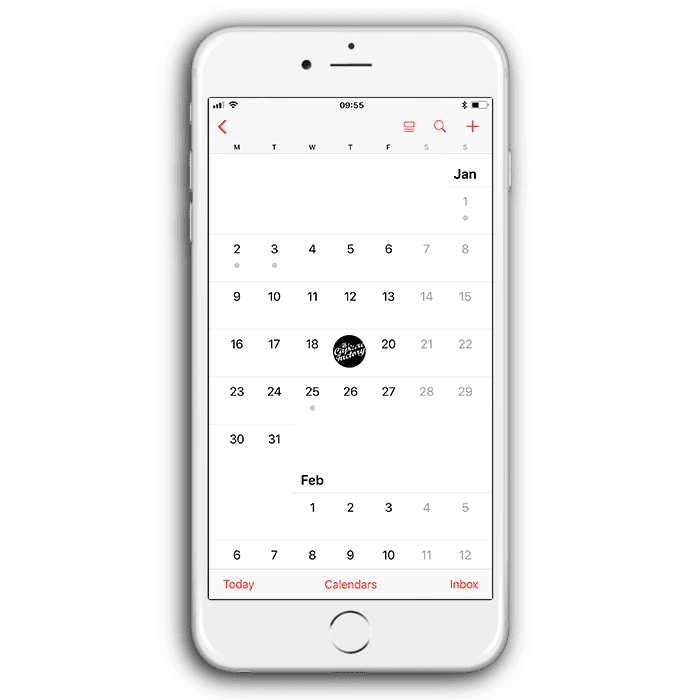 share iphone calendar calendar iphone with others the capture factory 1497