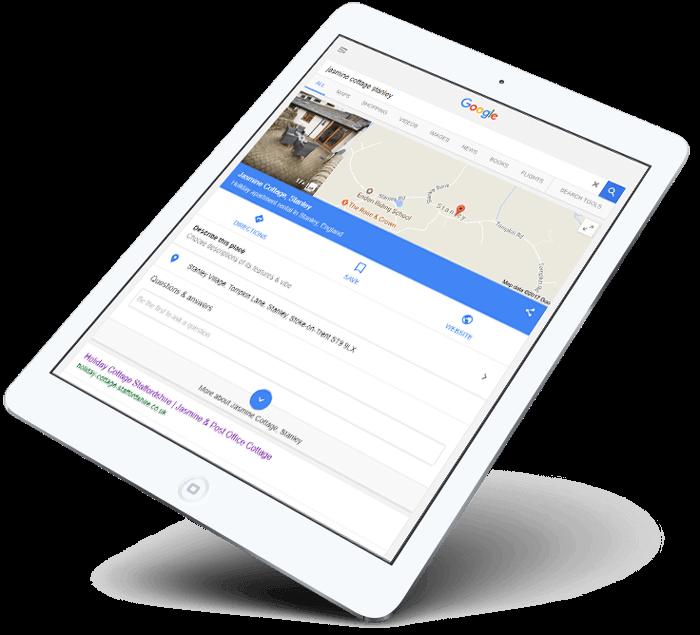 Google Business View 360 Tour Street View