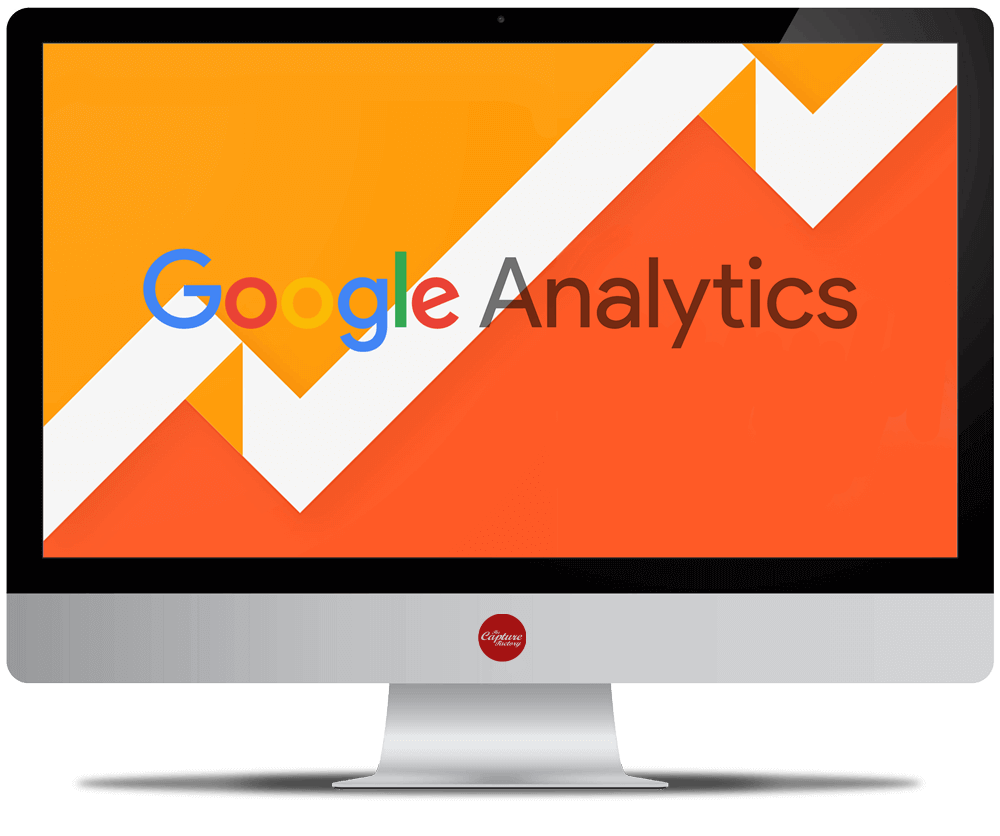 Google Analytics at The Capture Factory